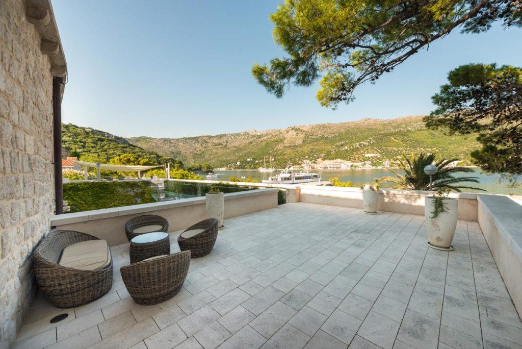 Villa Pugliesi, Zaton Bay, Dubrovnik Riviera (4)