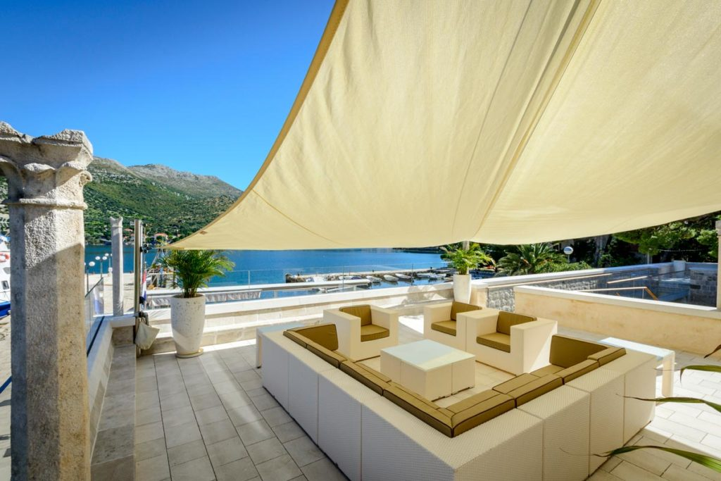 Villa Pugliesi, Zaton Bay, Dubrovnik Riviera (5)