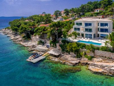 Villa Rubin Sumartn Brac Island 3 TH