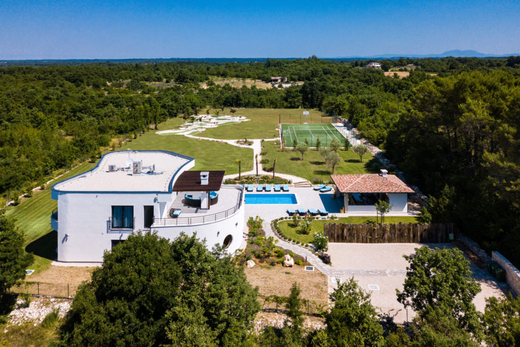 Villa Dream, Near Pula, Istria (11)