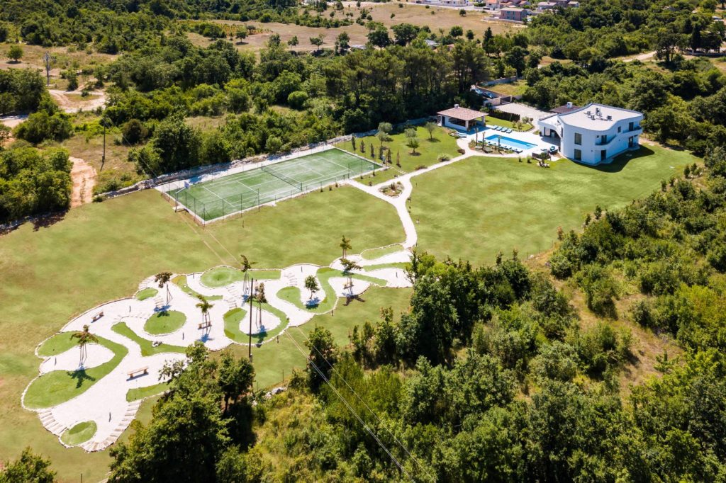 Villa Dream Near Pula Istria 12