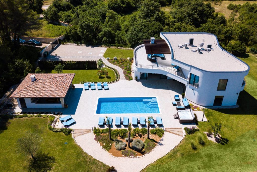 Villa Dream Near Pula Istria 9