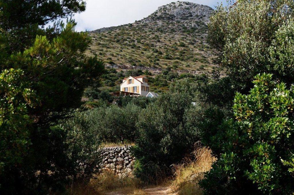 Villa Gretel, Nr Milna, Hvar Island (1)