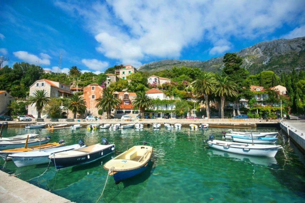 Villa Mlini, Mlini Bay, Dubrovnik Riviera (11)