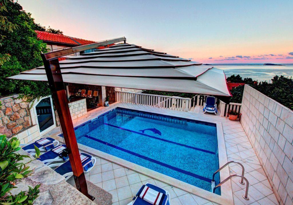 Villa Mlini, Mlini Bay, Dubrovnik Riviera (4)