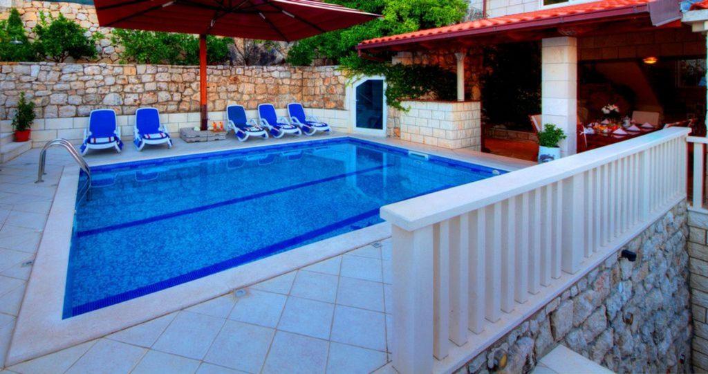 Villa Mlini, Mlini Bay, Dubrovnik Riviera (8)