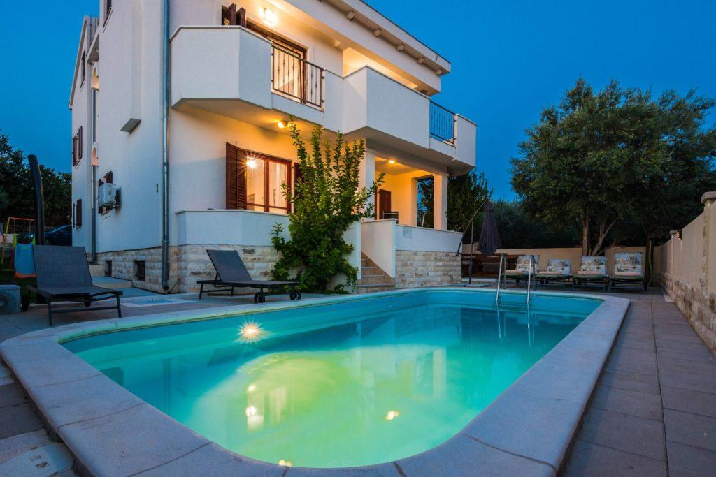 Villa Seaview, Nr Biograd, Zadar Riviera (1)