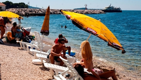 Fazana Beach_ Istria - Pula Tourist Board TH