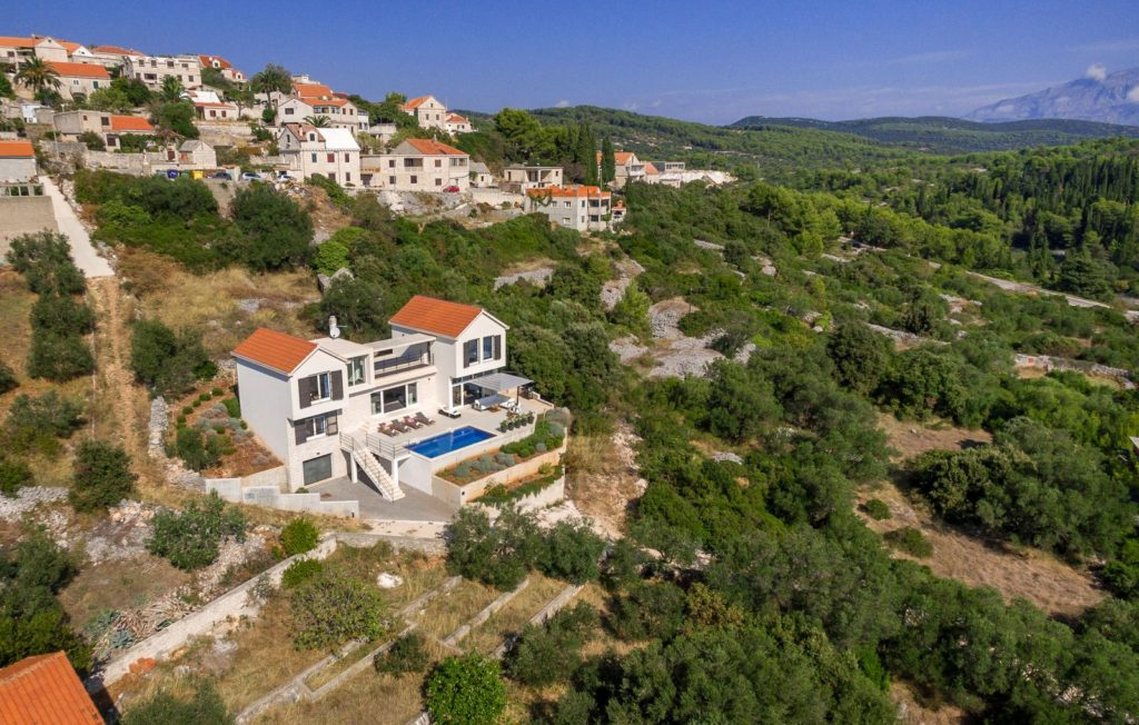 Villa Aspire, Selca, Brac Island (1)