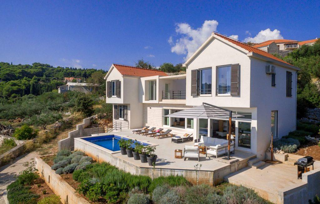 Villa Aspire, Selca, Brac Island (5)