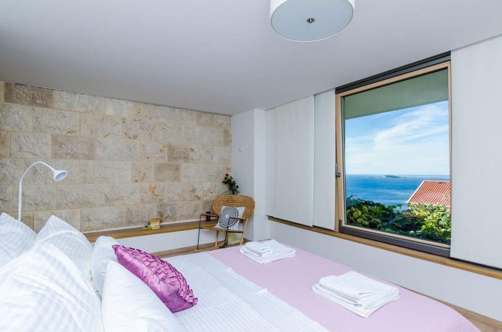 Villa Lumiere, Mlini Bay, Dubrovnik Riviera (12)