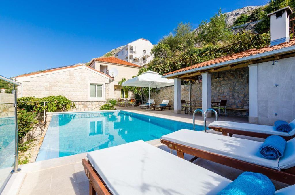 Villa Lumiere, Mlini Bay, Dubrovnik Riviera (15)