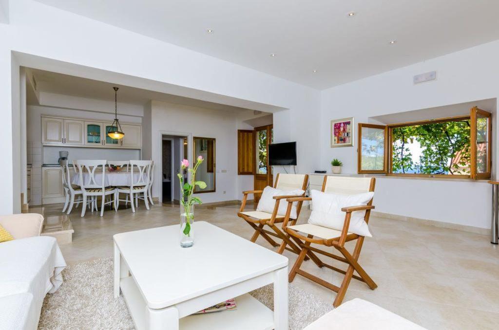 Villa Lumiere, Mlini Bay, Dubrovnik Riviera (19)