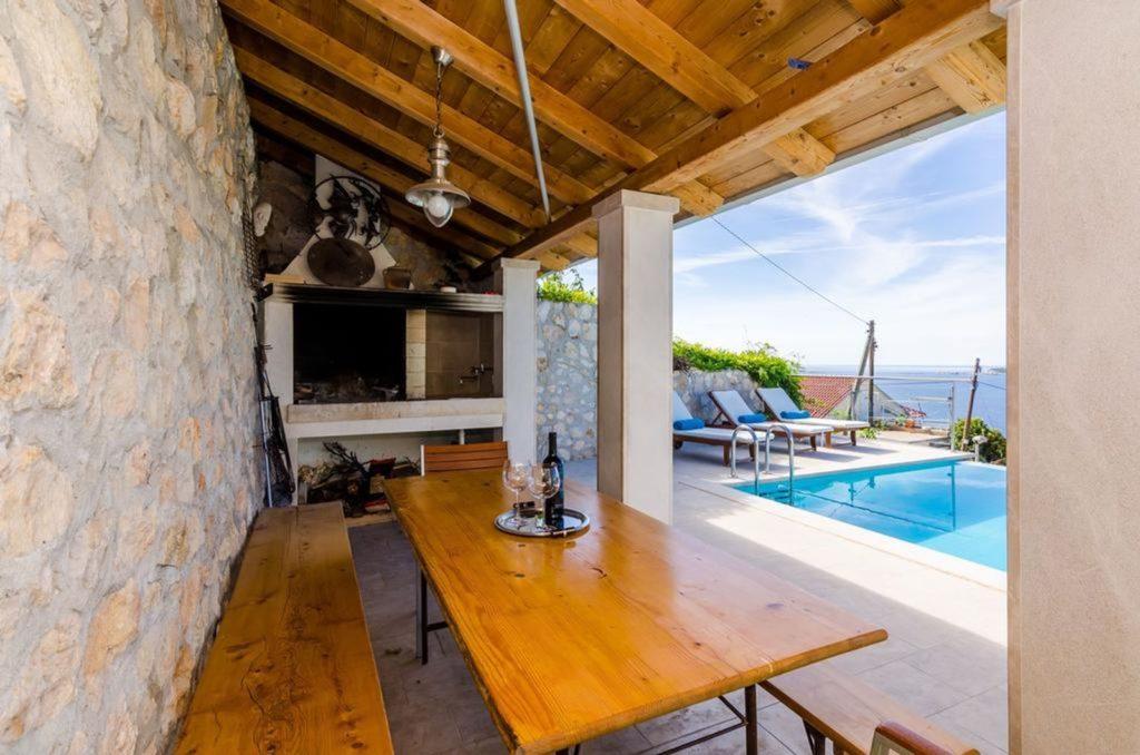 Villa Lumiere, Mlini Bay, Dubrovnik Riviera (20)