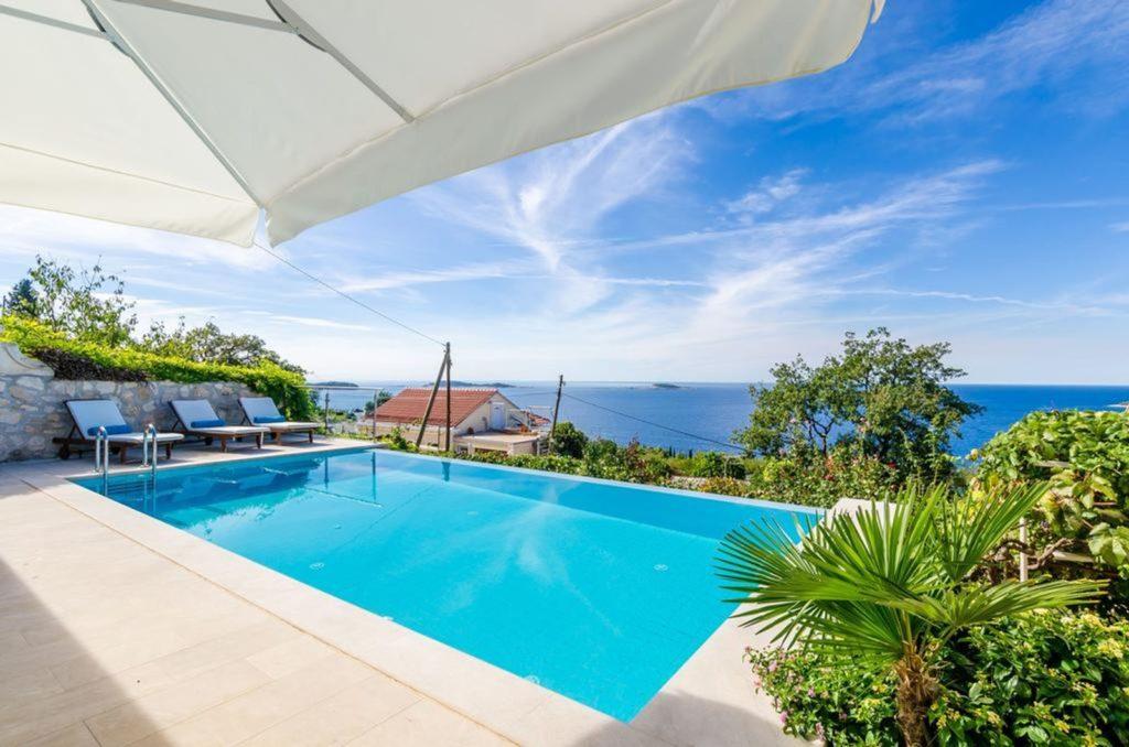 Villa Lumiere, Mlini Bay, Dubrovnik Riviera (8)