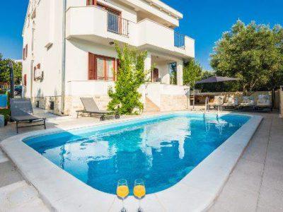 Villa Seaview, Nr Biograd, Zadar Riviera TH