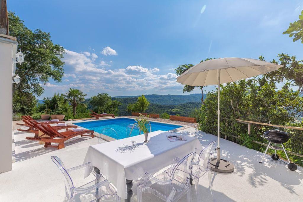 Villa Silvana, Near Rabac, Istria (10)