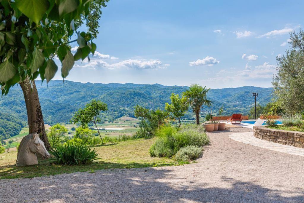Villa Silvana, Near Rabac, Istria (12)