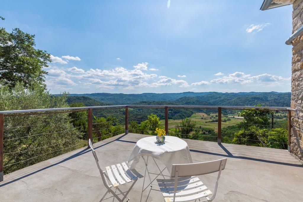 Villa Silvana, Near Rabac, Istria (13)