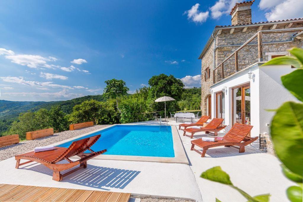 Villa Silvana, Near Rabac, Istria (15)
