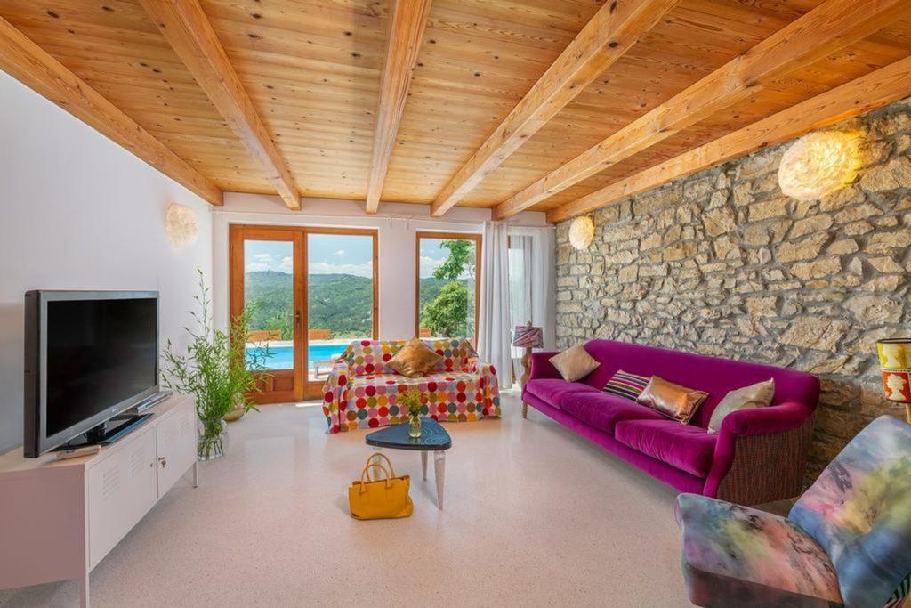 Villa Silvana, Near Rabac, Istria (17)