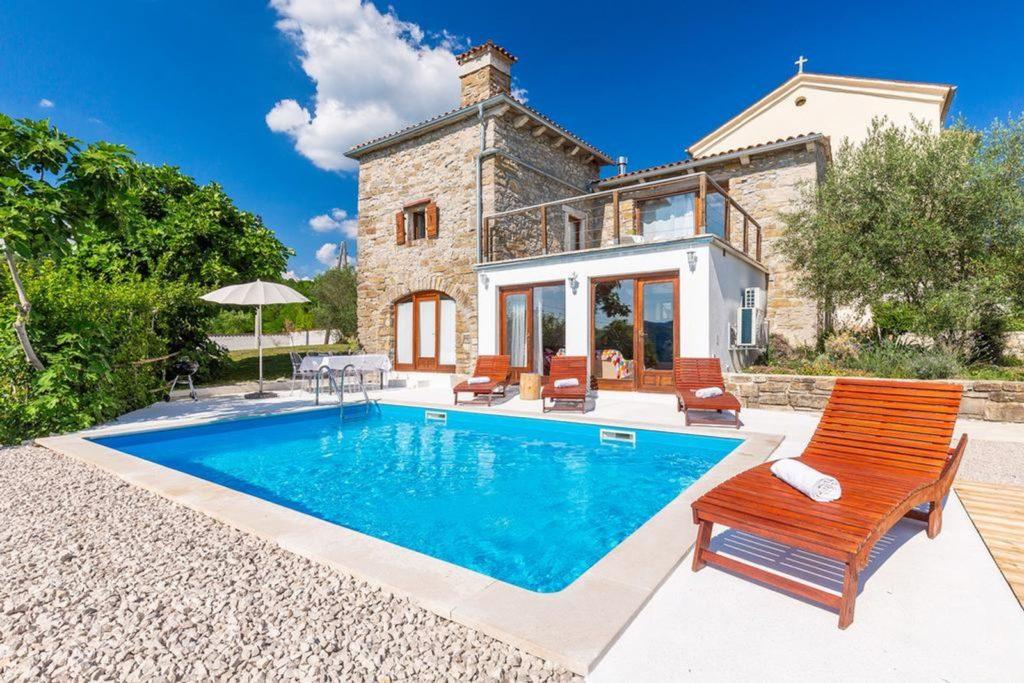 Villa Silvana, Near Rabac, Istria (18)