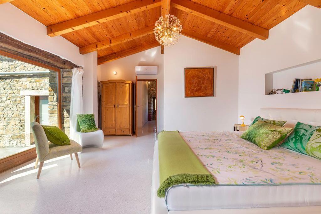 Villa Silvana, Near Rabac, Istria (19)