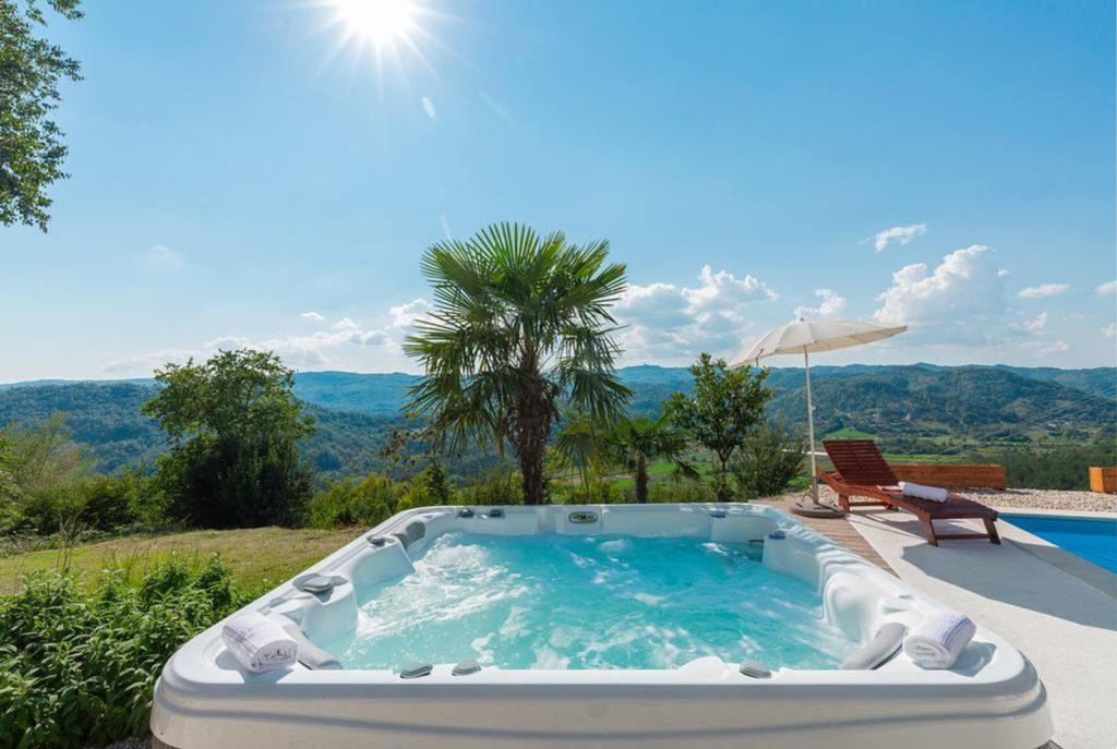 Villa Silvana, Near Rabac, Istria (2)