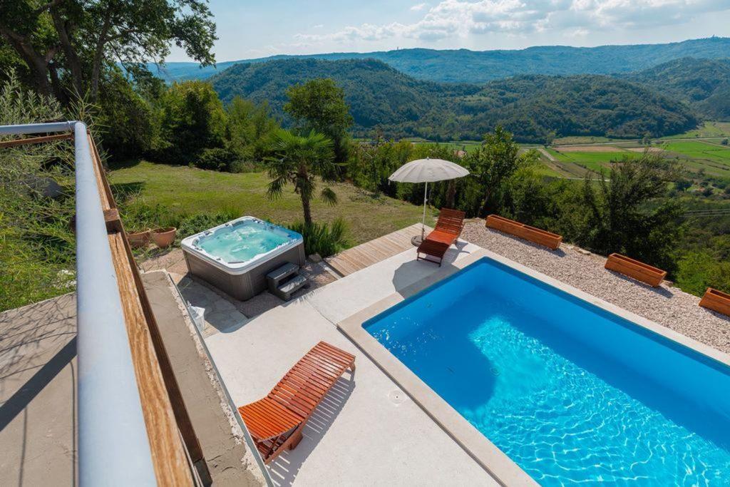 Villa Silvana, Near Rabac, Istria (21)