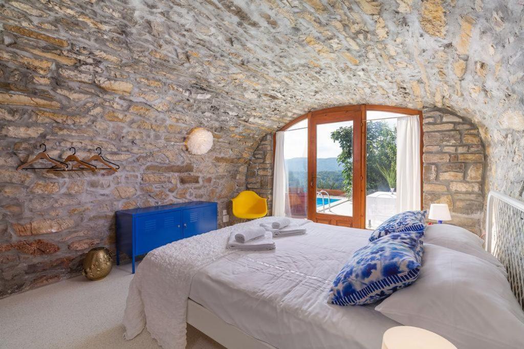 Villa Silvana, Near Rabac, Istria (23)