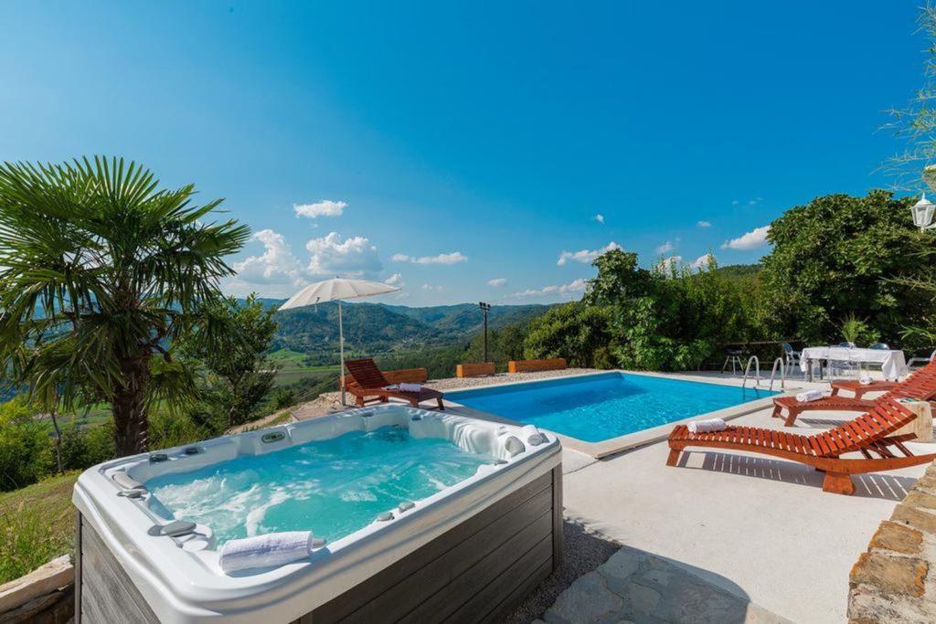 Villa Silvana, Near Rabac, Istria (27)