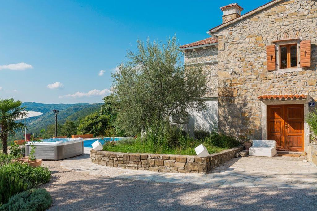 Villa Silvana, Near Rabac, Istria (28)
