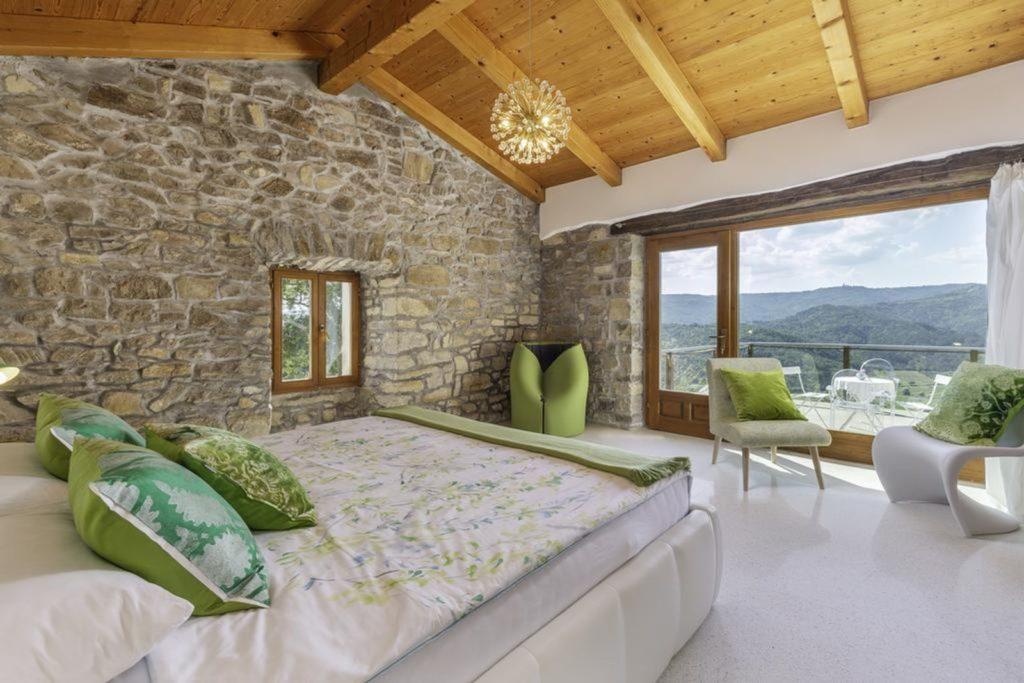 Villa Silvana, Near Rabac, Istria (4)