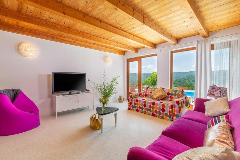 Villa Silvana, Near Rabac, Istria (8)