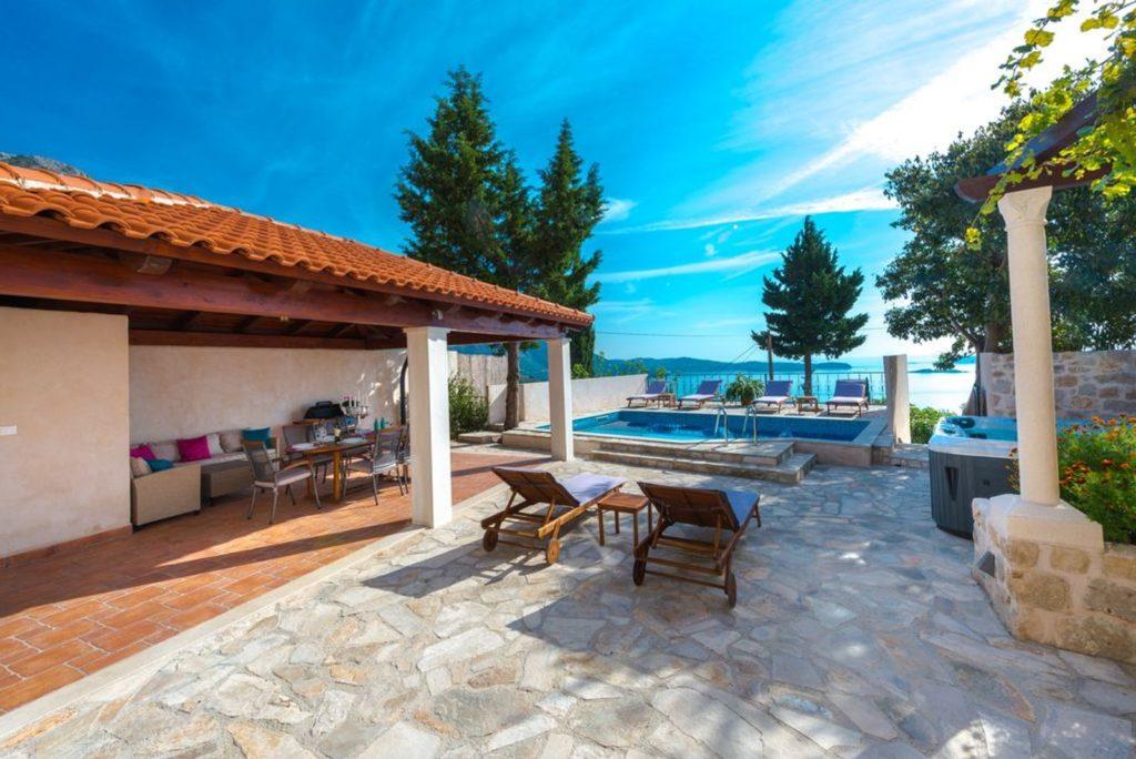 Villa Tereza, Mlini Bay, Dubrovnik Riviera (1)