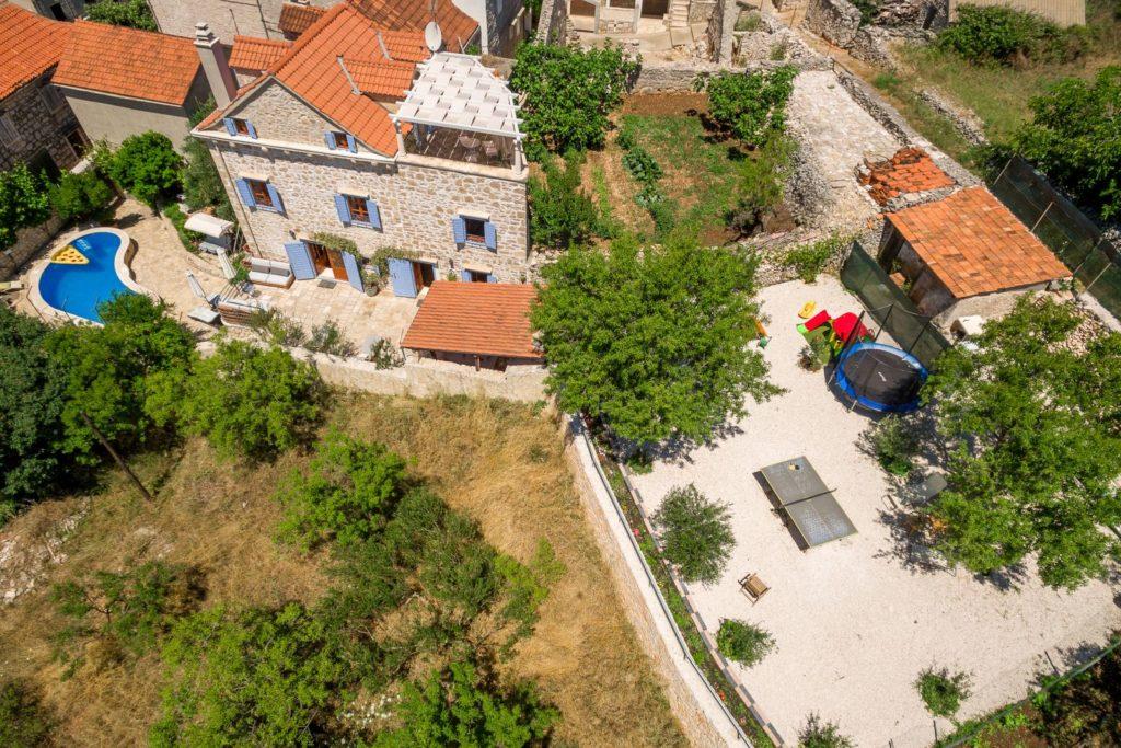 Villa Venetia, Milna Bay, Brac Island (3)