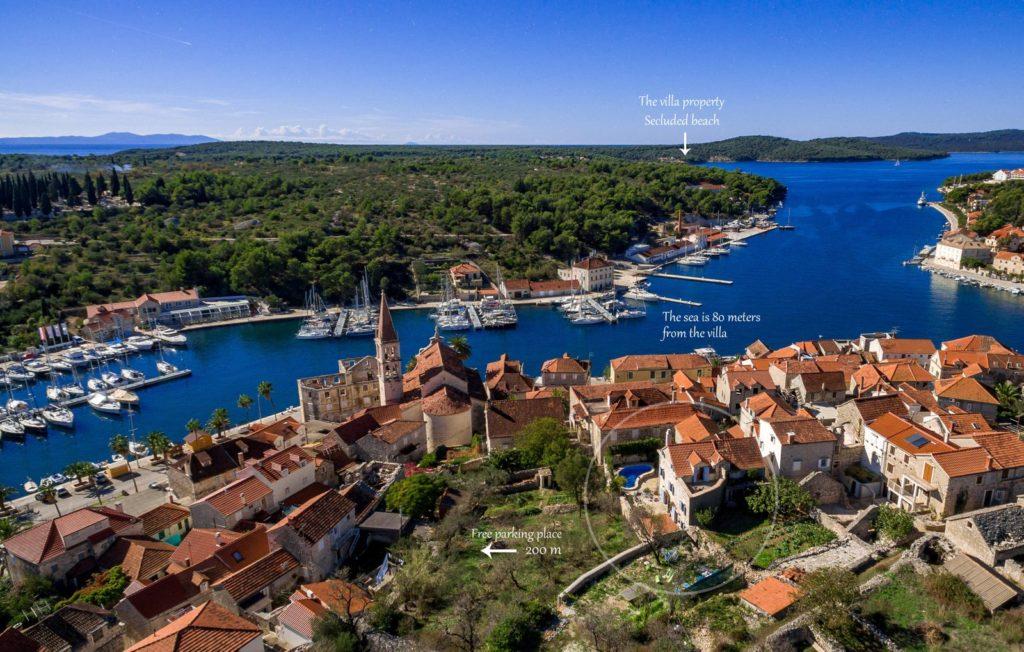Villa Venetia, Milna Bay, Brac Island (32)
