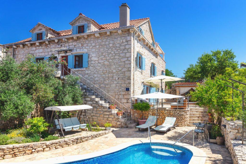 Villa Venetia, Milna Bay, Brac Island (4)