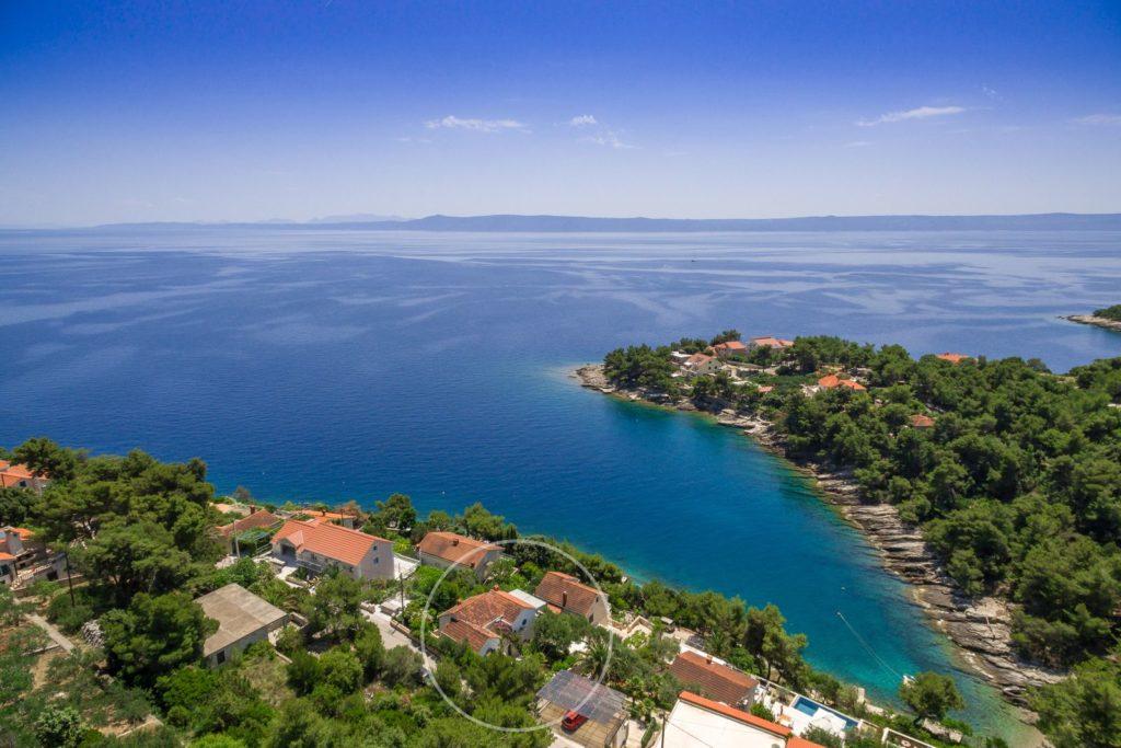Villa Bella, Sumartin Bay, Brac Island (9)