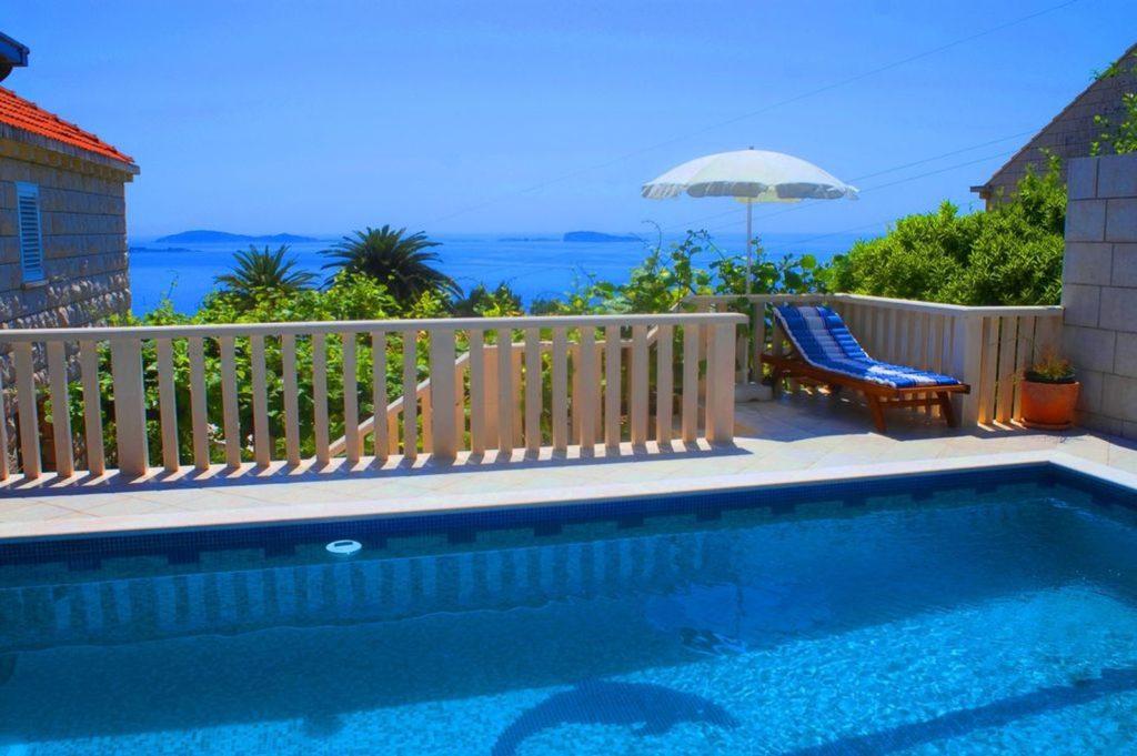 Villa Mlini, Mlini Bay, Dubrovnik Riviera (1)