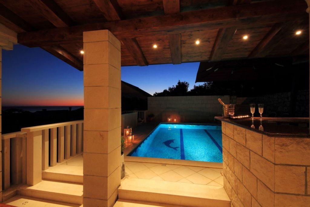 Villa Mlini, Mlini Bay, Dubrovnik Riviera (14)