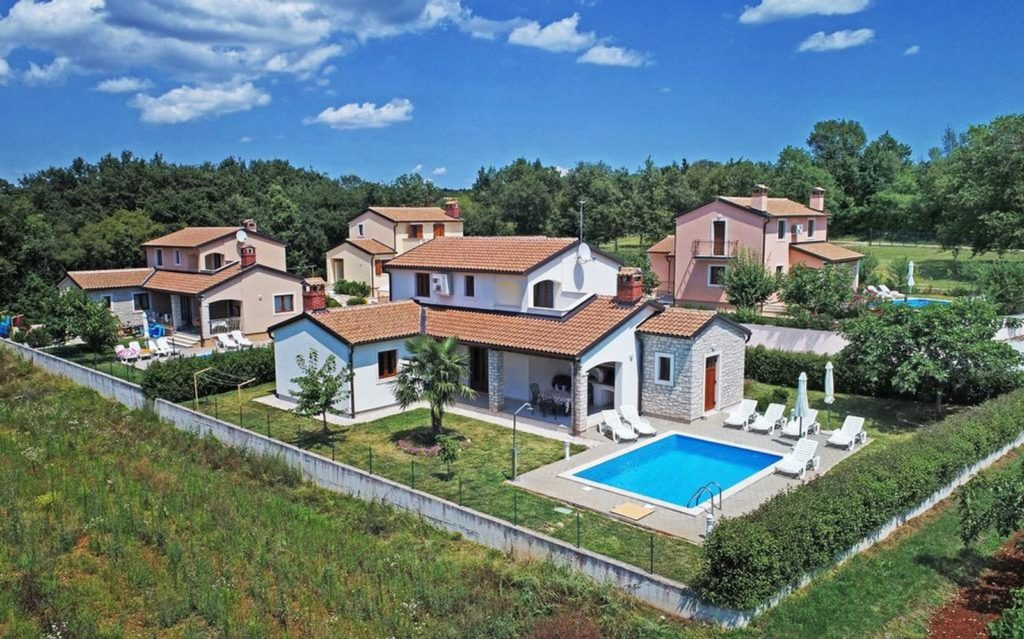 Villa Amanda, Near Porec, Istria (12)
