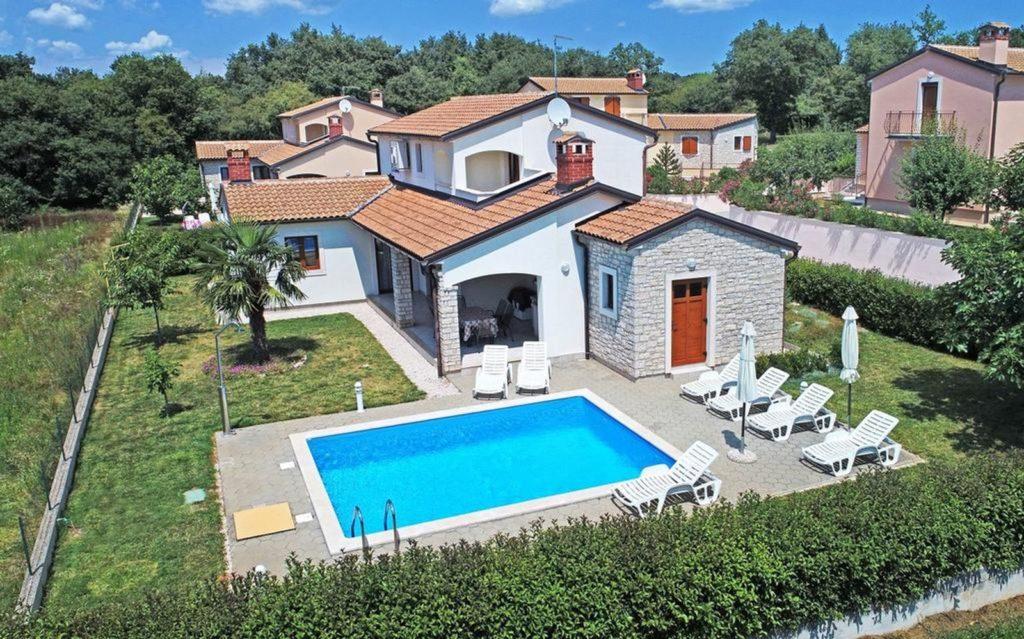 Villa Amanda, Near Porec, Istria (15)