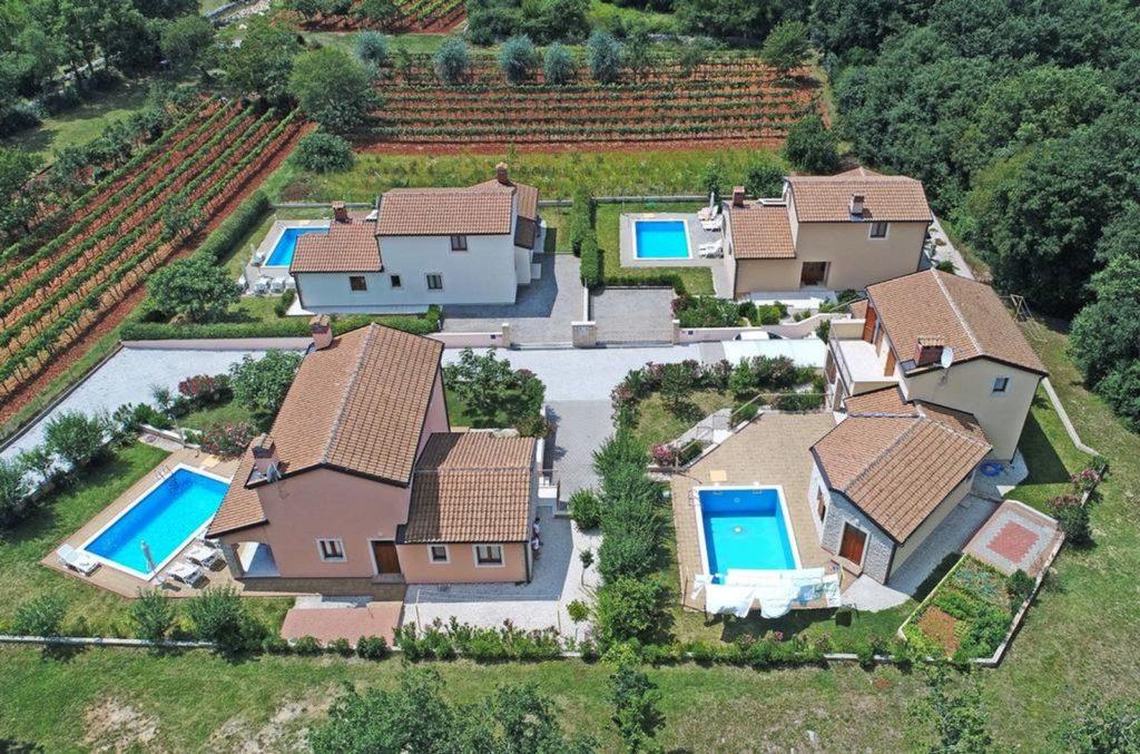 Villa Amanda, Near Porec, Istria (4)
