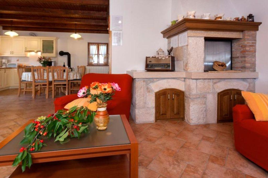 Villa Angelo, Near Porec, Istria (7)
