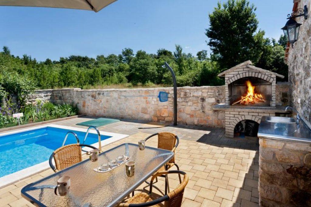Villa Angelo, Near Porec, Istria (8)