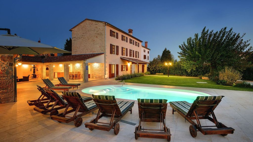 Villa Casamont, Near Bale Istria (12)