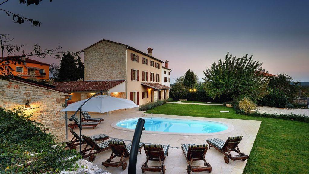 Villa Casamont, Near Bale Istria (17)