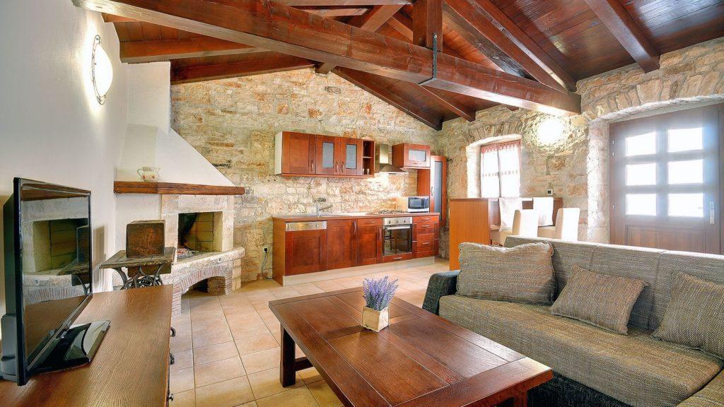 Villa Casamont, Near Bale Istria (3)