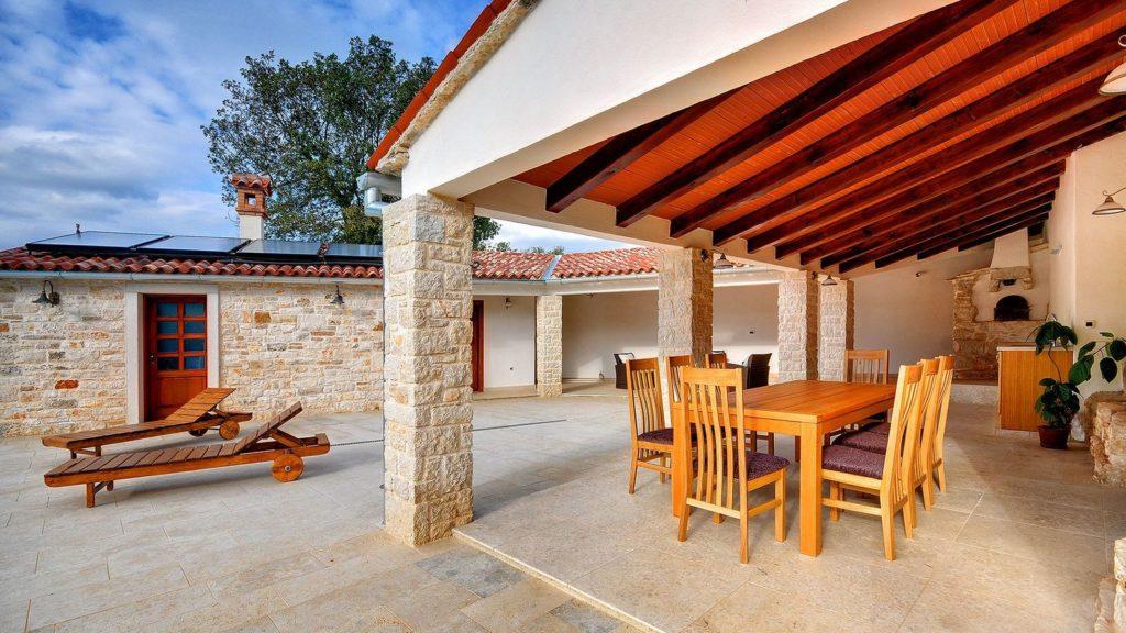 Villa Casamont, Near Bale Istria (4)